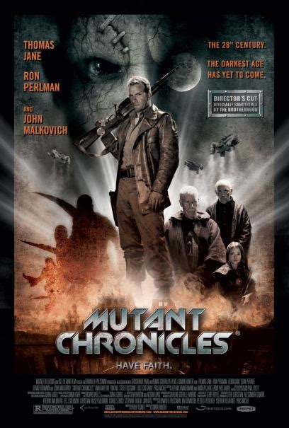 Mutant Chronicles -2009 Archives - ComingSoon.net
