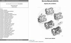 Cummins Isx Ecm Wiring Diagram Pdf