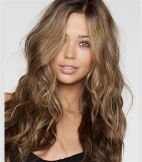 light brown hair color for dark hair light brown hair hair styles color pinterest the