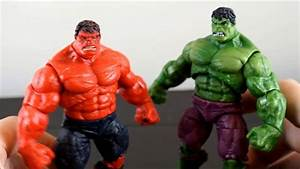 Marvel Universe Red Hulk Heroic Age Heroes