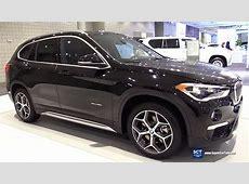2017 BMW X1 xDrive28i Exterior and Interior Walkaround
