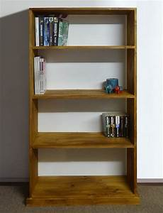 home dzine home diy basic bookshelf with no visible