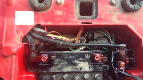 Honda Recon 250 Regulator Rectifier Wiring Diagram by Honda Fourtrax 300 Wiring Diagram Electrical Website