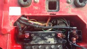 Fixing My Four Wheeler Wiring
