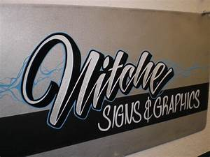 sign paint newsonairorg With sign painters lettering enamel