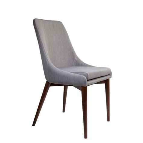 chaises en soldes chaises en tissu juju x2 par drawer