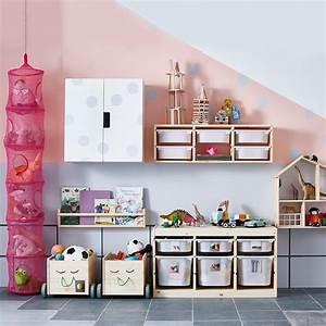 Chambre Ikea Enfant : 6 astuces pour bien ranger une chambre d 39 enfant marie claire maison ~ Teatrodelosmanantiales.com Idées de Décoration