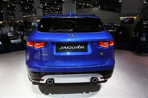 2017 Jaguar F Pace Online Configurator Confirms Us
