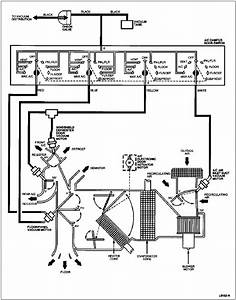 Ford Taunus Questions - Do You Have A Diagram Of The Heating System Of A 2002 Ford Taurus