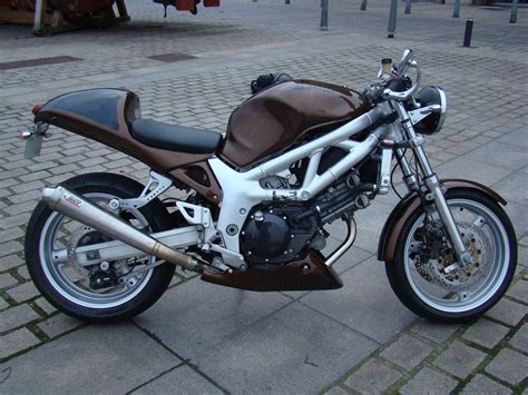 Suzuki Sv650 Cafe Racer by Sv650 Cafe Search Motorbikes Suzuki