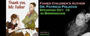 Famed Children's Author Dr. Patricia Polacco Speaking Oct ...