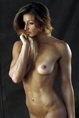 Athletic nude women photos