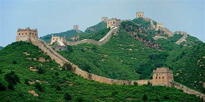 China Wall Wallpapers 4k Historical Place Famous