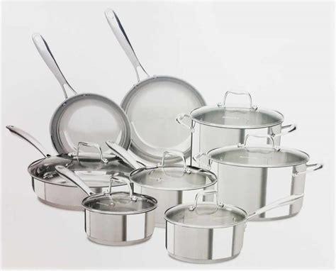 terpopuler  kitchenaid stainless steel set