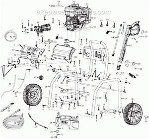 Honda Pressure Washer Pump Parts Diagram