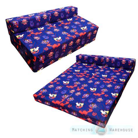 canapé lit futon canapé lit pliant pour enfants 2 personnes matelas futon ebay