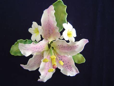 fleurs en p 226 te 224 sucre gumpast flowers