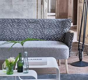 Tissu Pour Recouvrir Canapé : tissus ameublement canap tropicana tissu ameublement ~ Premium-room.com Idées de Décoration