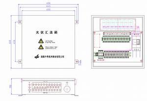 Pv Combiner Box Solar Energy Combiner Box Photovoltaic