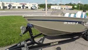 2007 Lowe Fm165   Lodder U0026 39 S Marine