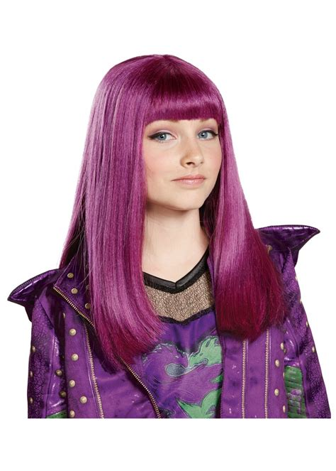 descendants  girls mal wig wigs
