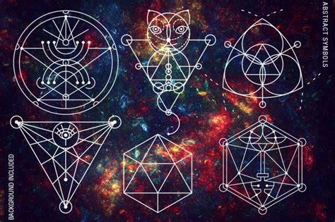 sacred geometry symbols  pixaroma thehungryjpegcom
