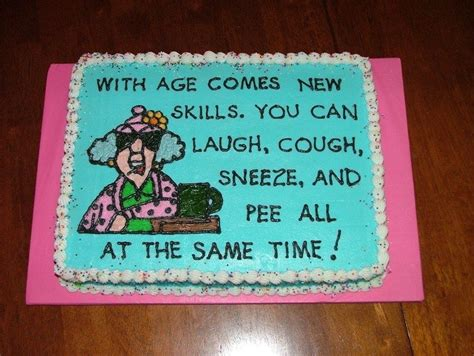 Thus, though turning 60 is a sure shot sign of be sure to include them on greeting cards or cake inscriptions to make him/her feel special and on my 60th birthday my wife gave me a superb birthday present. maxine birthday cakes - Google Search | Funny 50th birthday cakes, 70th birthday cake, 60th ...