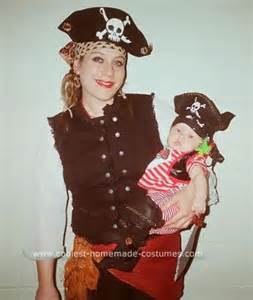 Pirate Baby Homemade Halloween Costume