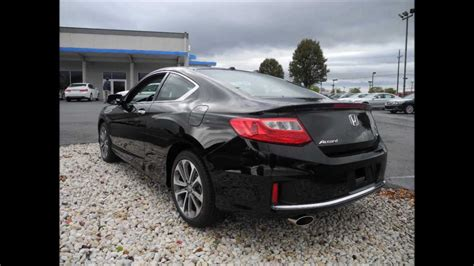2013 Honda Accord Coupe Ex-l V6 Manual Transmission
