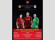 """Watch Manchester United vs Liverpool """"English Premier"""