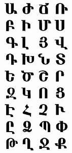 The Polyglot Blog: Armenian Alphabet in photos