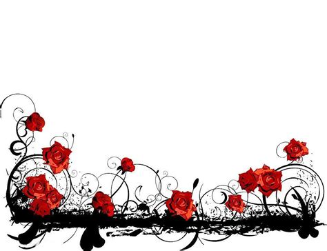 latest red  black border design  background hd