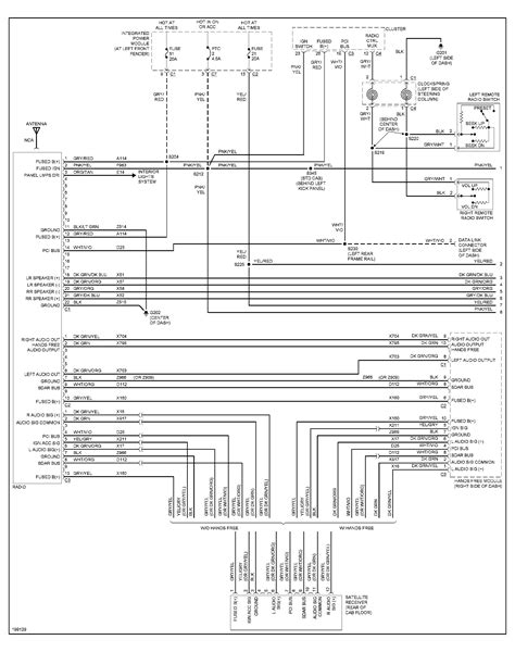 Dodge Ram Infinity Radio Wiring Diagram Html