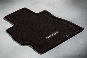 Nissan Note Car Mats - 2014 2016 nissan versa note genuine oem all weather carpet