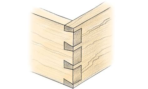 dovetail joint pin by doug lucy on workshop info and how to s pinterest