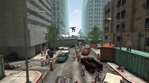 games offline zombie survival shooting android