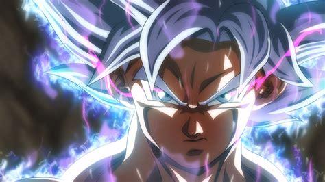 Goku Ultra Instinct 4k 8k Wallpapers Hd Wallpapers Id