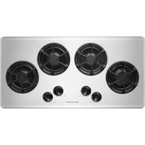 frigidaire ffgcls  gas cooktop   sealed