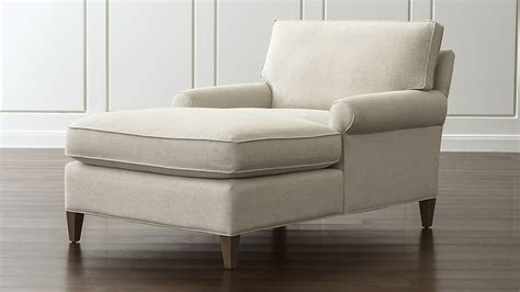 leather sofa set montclair chaise lounge crate and barrel