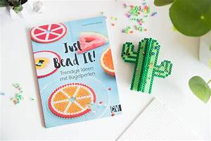 Bügelperlen Kreative Ideen : diy kaktus ohrringhalter aus b gelperlen blogparade just bead it mein feenstaub ~ Orissabook.com Haus und Dekorationen