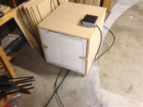 woodworking air filtration diy melsa
