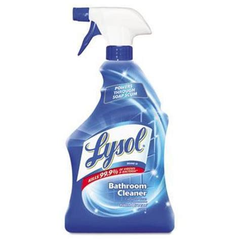 Lysol® Power Bathroom Cleaner Soap Scum & Shine (32 oz