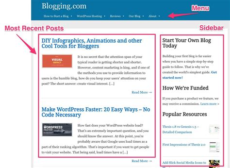 Starting Your First Blog The Step How