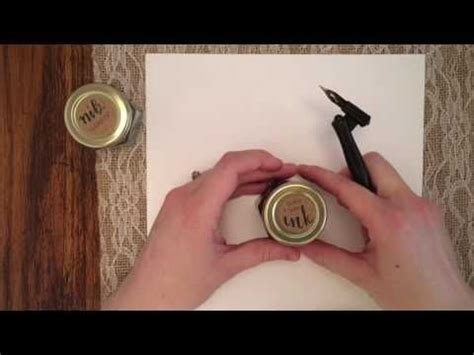 started  pointed  calligraphy youtube