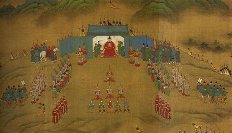 power glory chinas ming dynasty february