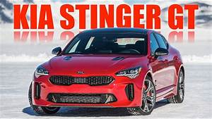 The Kia Stinger Gt Is An Ego Check For Car Guys