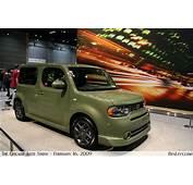 Moss Green Nissan Cube  BenLevycom