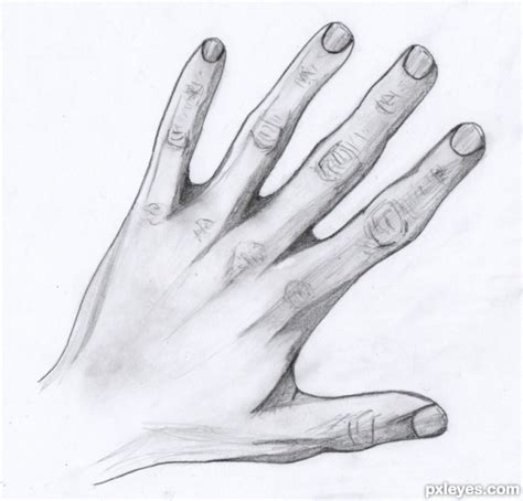 picture  heathcliffe  human hands drawing