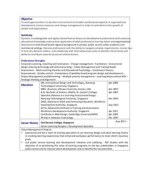 How To Make A Detailed Resume by Detailed Resume
