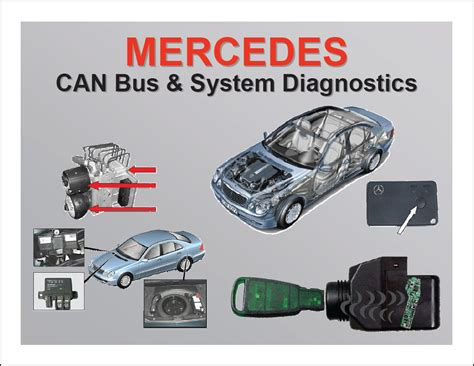 can system mercedes can system diagnostics volume two